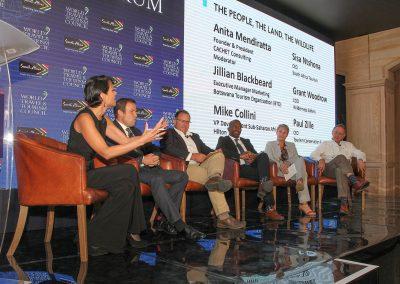 WTTC Africa Leaders Forum, Stellenbosch, South Africa